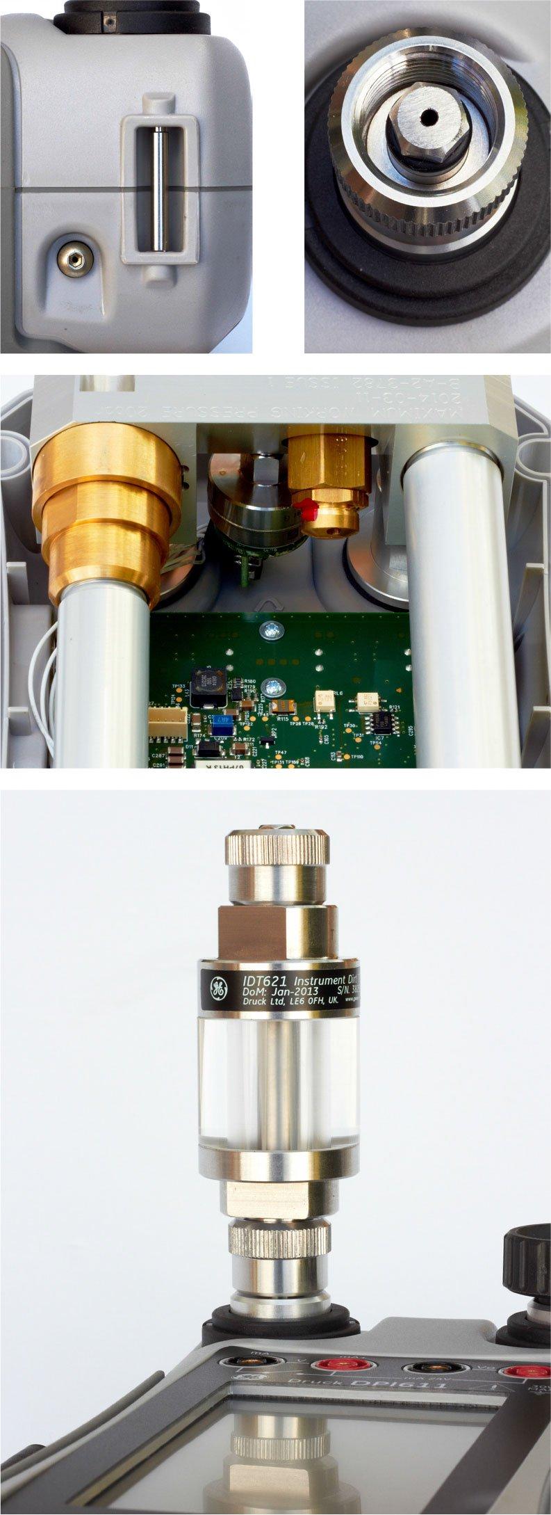 druck pressure calibrator dpi 610 manual