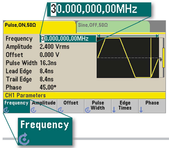bandwidth-pulses