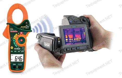 Bluetooth moisture electrical FLIR