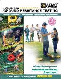 AEMC Ground Resistance Testing