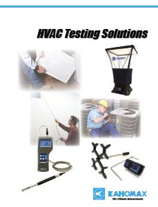 kanomax-HVAC-instruments