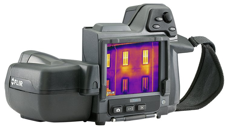 FLIR T420 Industrial Infrared Camera